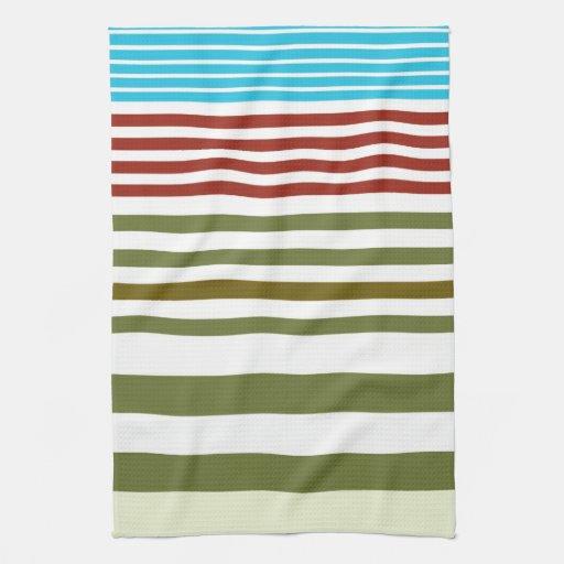rayas toallas