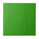 Rayas - verdes claras y Británicos que compiten co Tejas Cerámicas