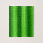 Rayas - verdes claras y Británicos que compiten co Puzzles Con Fotos