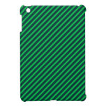 Rayas verdes iPad mini cobertura