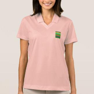 Rayas verdes camisetas