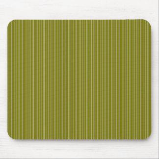 Rayas verdes tapetes de raton