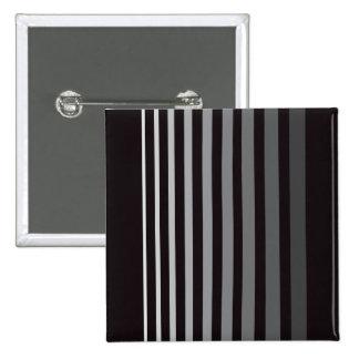 Rayas verticales de la pendiente monocromática pin cuadrado