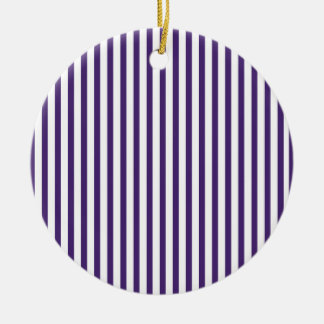 Rayas verticales púrpuras adornos