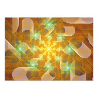"Raydianze AP-Ase 5"" X 7"" Invitation Card"