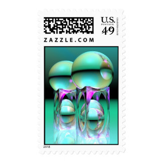 Raydianze BR-Diams Postage Stamps