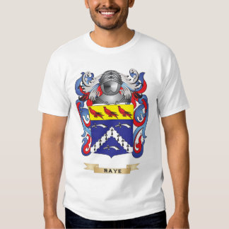 Raye Coat of Arms (Family Crest) T-shirts