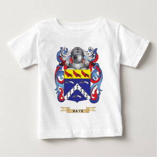 Raye Coat of Arms (Family Crest) T Shirts