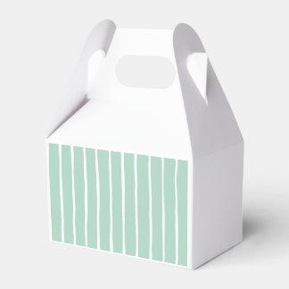 Raye la línea #2 caja para regalo de boda