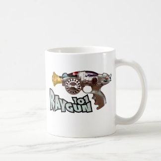 Raygun 101 coffee mug