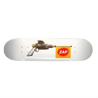 raygun skateboard deck