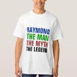Raymond el hombre, el mito, la leyenda playera