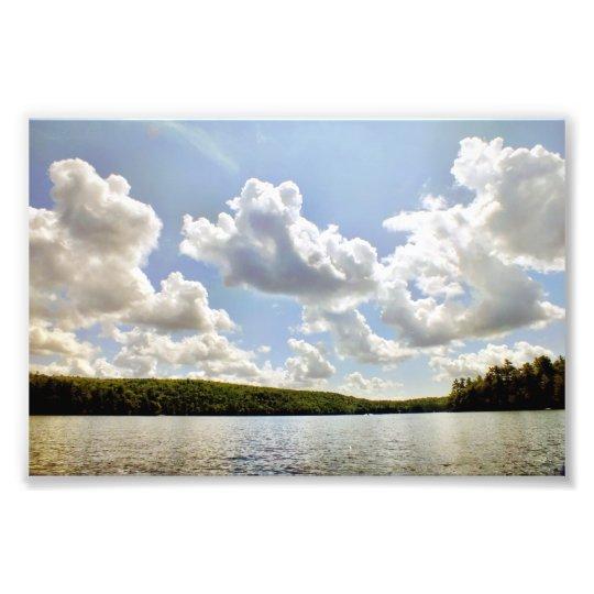 Raymond Pond Photo Print