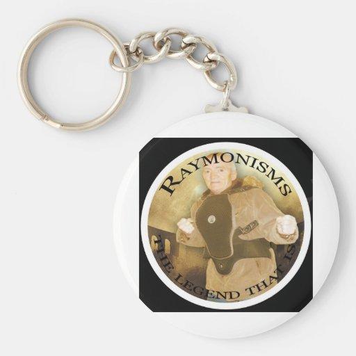 Raymonisms Key Chain