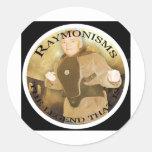 Raymonisms Sticker