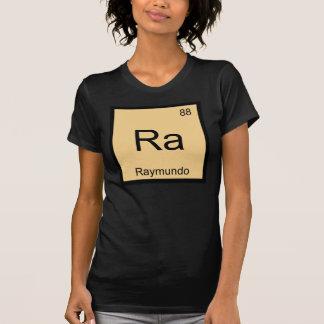 Raymundo Name Chemistry Element Periodic Table T-Shirt