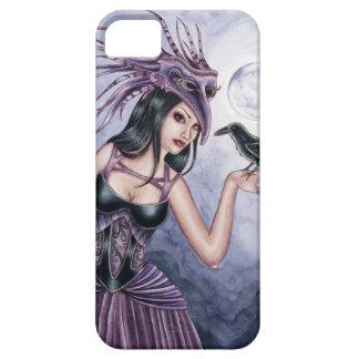 Rayne - caso del iPhone de la bruja del cuervo iPhone 5 Case-Mate Cobertura