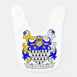 Rayner Coat of Arms Bib
