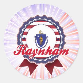 Raynham mA Etiquetas