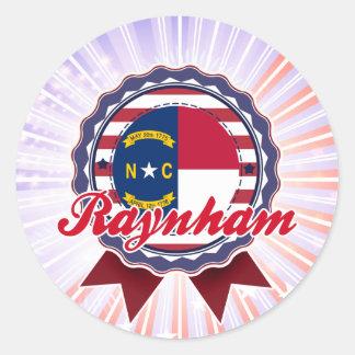 Raynham NC Etiquetas