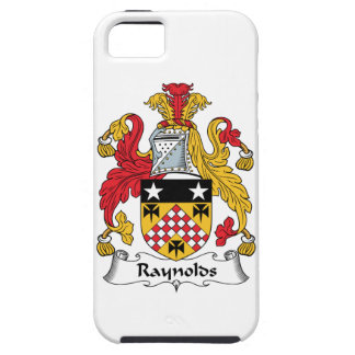 Raynolds Family Crest Cover For iPhone 5/5S