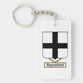 Raynsford Family Crest Keychain