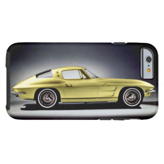 Rayo 1963 de Sting del Corvette Funda Para iPhone 6 Tough
