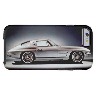 Rayo 1963 de Sting del Corvette Funda Resistente iPhone 6