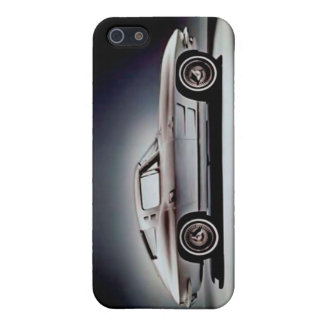 Rayo 1963 de Sting del Corvette iPhone 5 Fundas