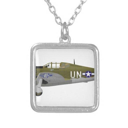 Rayo 24581 de la república P-47C Colgante Cuadrado
