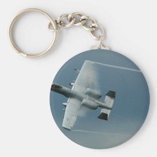 Rayo A-10 Llavero Redondo Tipo Pin