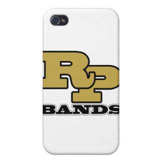 Rayo-CPE congriega el logotipo del RP iPhone 4 Carcasa