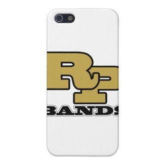 Rayo-CPE congriega el logotipo del RP iPhone 5 Fundas
