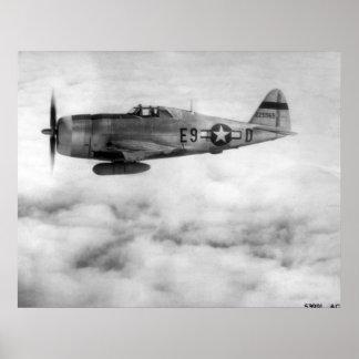 Rayo de la república P-47 Impresiones