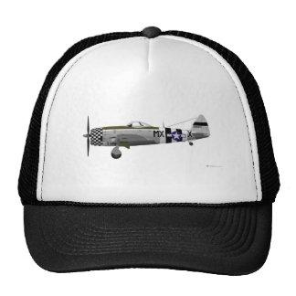 Rayo de la república P-47D Gorro De Camionero