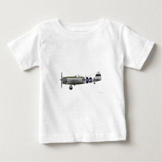 Rayo de la república P-47D T-shirts