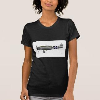 Rayo de la república P-47D Tshirts