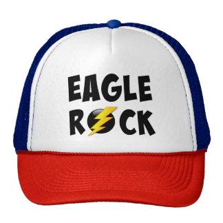 Rayo de la roca de Eagle Gorras