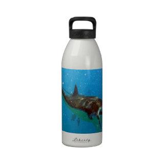 Rayo de Manta de Hawaii Botellas De Beber