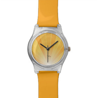 """Rayo de sol amarillo y reloj """"suelto"""" de las gavio"""