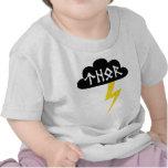 Rayo del Thor Camisetas