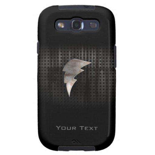Rayo; Negro fresco Galaxy S3 Cobertura