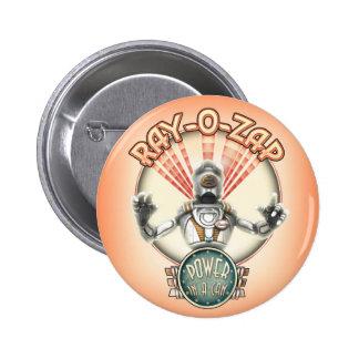 Rayo-O-Zap el botón