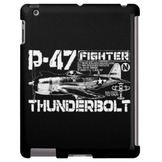 Rayo P-47 Funda Para iPad