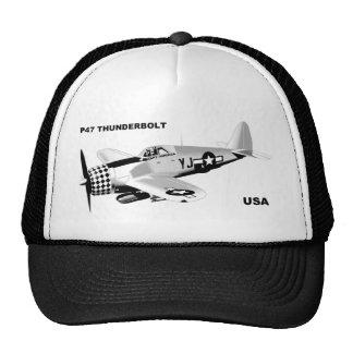 RAYO P-47 GORRA