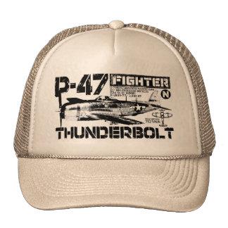 Rayo P-47 Gorras De Camionero