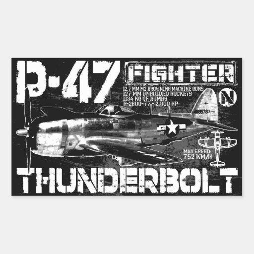 Rayo P-47 Rectangular Altavoces