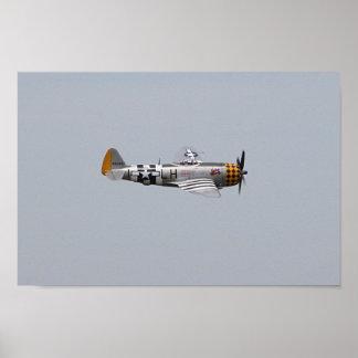 Rayo P-47 Póster