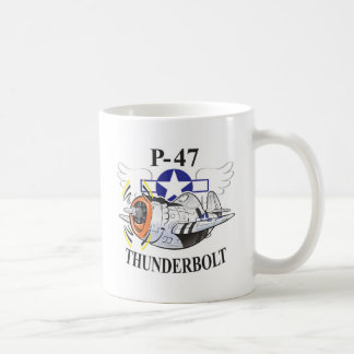 rayo p-47 taza de café