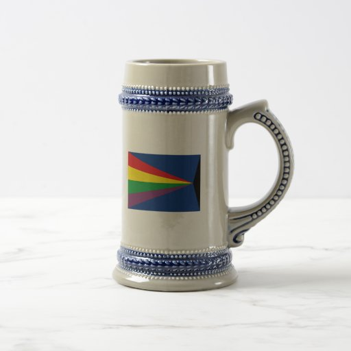 Rayón de Chelno Vershinsky, Rusia Tazas De Café